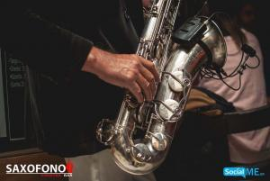 προώθηση brand μαγαζιού Saxofono