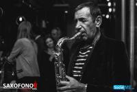 προώθηση brand μαγαζιού Saxofono 3